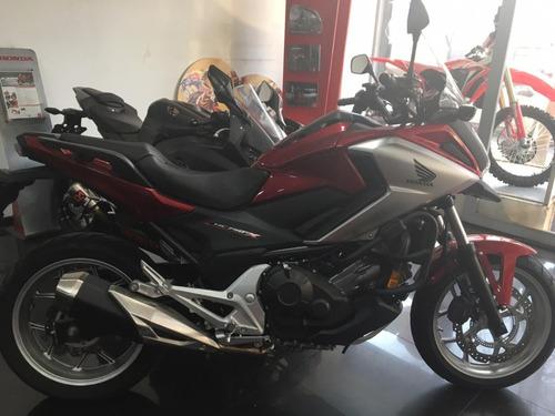 honda nc750  2018 / impecable estado / performance bikes /
