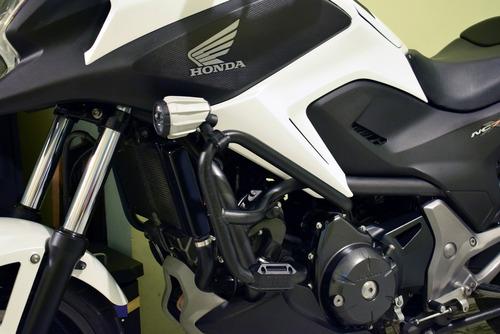 honda nc750x abs - versión manual
