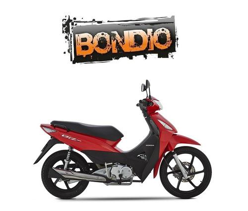 honda new biz 125 0km - bondio motos