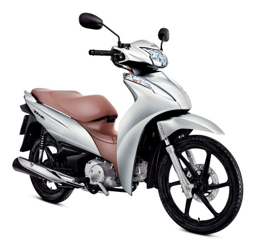 honda new biz 125! start motos 32