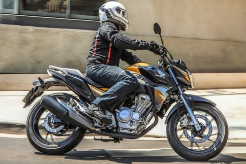 honda new cb 250 twister 2020 0 km