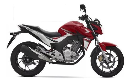 honda new cb 250 twister!! start motos 32