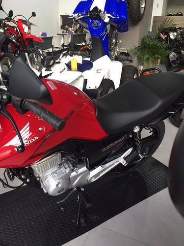 honda new cg 150 titan 2015 saullo motor