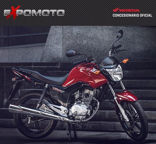 honda new cg titan 150 cc  0km 2017 expomoto