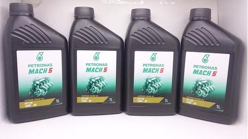 honda new civic kit 10w30 mineral filtros ar óleo combustive