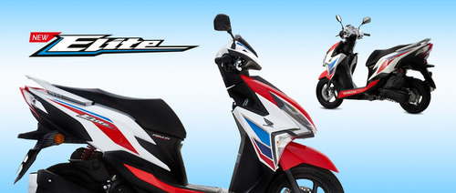 honda new elite 125 2018