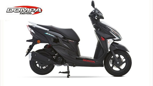 honda new elite 125 scooter permutas dompa motos