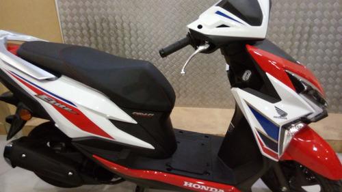 honda new elite125 tricolor motolandia contado