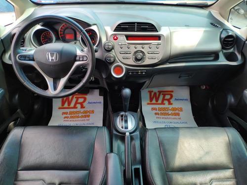 honda new fit 2014 ex 1.5 flex automático