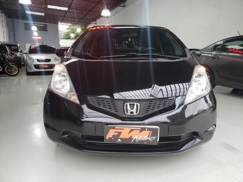 honda new fit lx 1.4 flex aut 2012