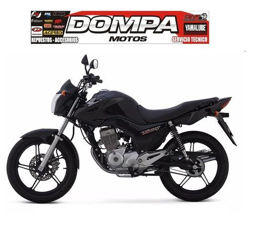 honda new titan cg 150 calle delivery flete dompa motos