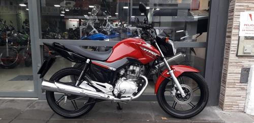 honda new titan cg 150 fz ybr financio permuto qr motors