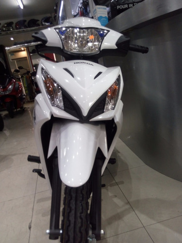 honda new wave 110 0km motolandia