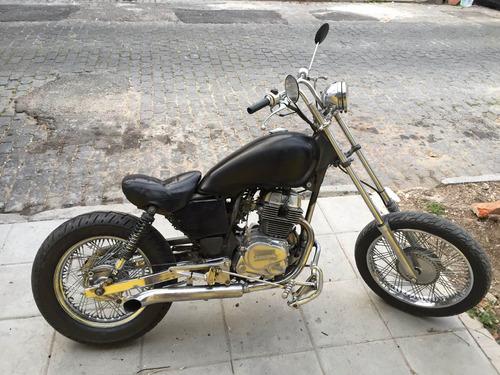 honda nighthawk 250 cc - bober japon