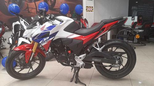 honda nueva cb 190r edicion especial tricolor modelo 2022