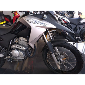Honda Nueva Xre300 0km Enduro Verde O Negro - Power Bikes
