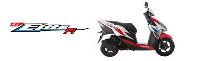 honda nuevo elite 125 0 km tricolor moto delta tigre