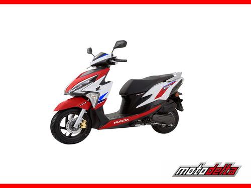 honda nuevo elite 125 tricolor moto delta tigre