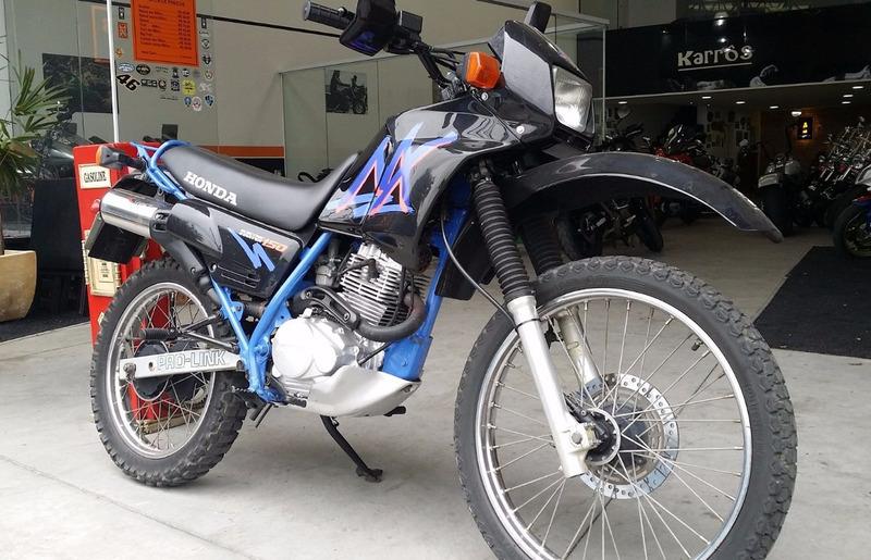 honda nx 150 1992