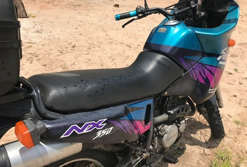 honda nx 350 - sahara