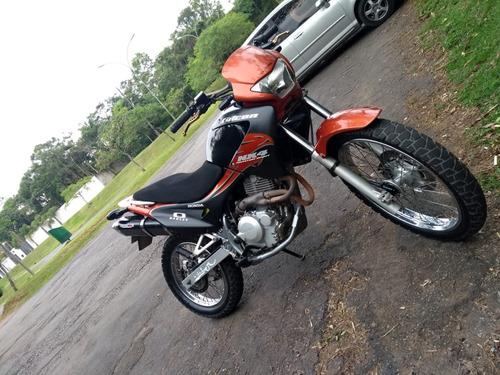 honda nx 400 falcon  ano 2006 modelo 2007