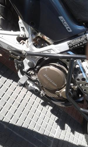 honda nx 650 30000 km reales motor sin tocar.