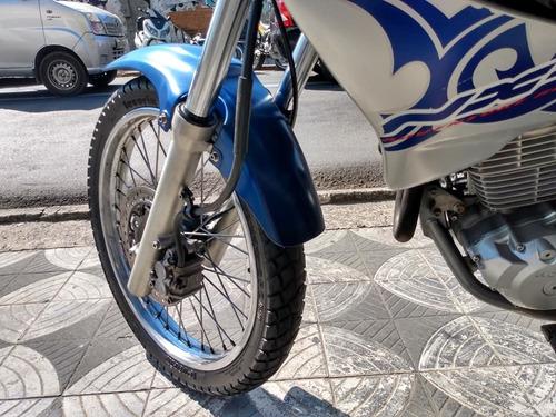 honda nx4 falcon 2006