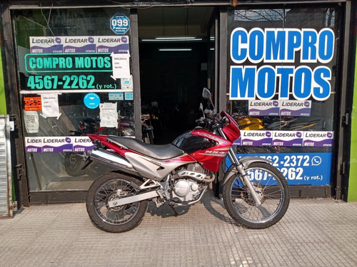 honda nx4 falcon 400 2013 - alfamotos 1127622372 permuto