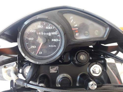honda nxr 125 bros ks 2013 preta tebi motos