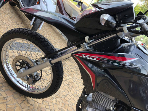 honda nxr 150 bros esd mix