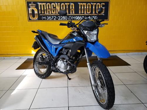 honda nxr 160 bros esdd - azul - 2018 (11)930304302