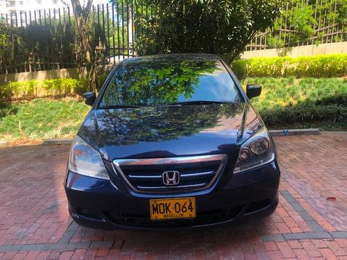 honda oddesay 2007 3500 c 4 puertas (2 automáticas)