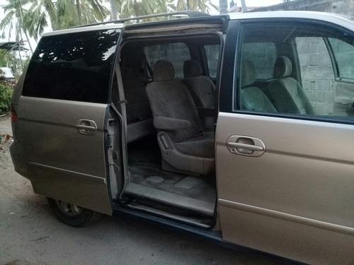 honda odyssey 2002 3.5 minivan at