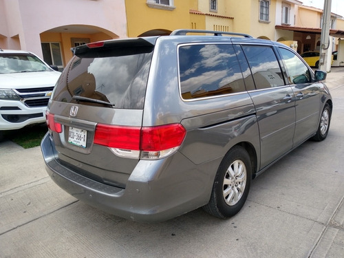 honda odyssey 2009 3.5 exl minivan cd qc at