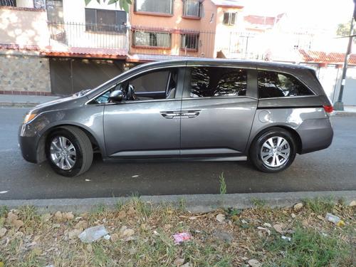 honda odyssey 2016 exl touring minivan equipada