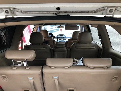honda odyssey 3.5 exl minivan cd qc at 2006