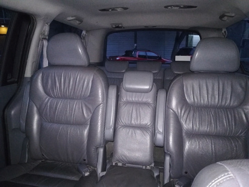 honda odyssey 3.5 exl minivan cd qc at 2007