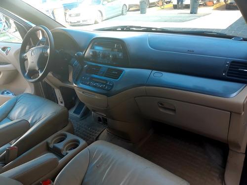 honda odyssey 3.5 exl minivan cd qc at 2007