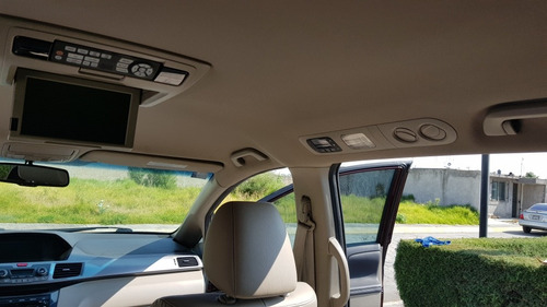 honda odyssey 3.5 exl minivan cd qc at 2012