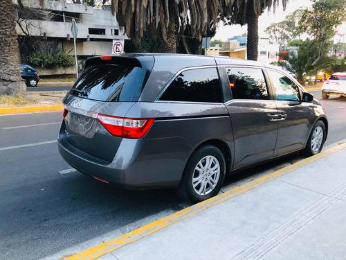 honda odyssey 3.5 lx minivan at 2011