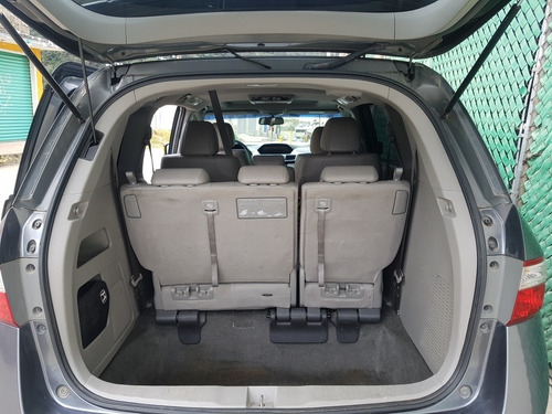 honda odyssey 3.5 touring minivan cd qc dvd at 2011