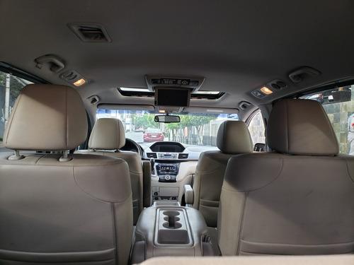 honda odyssey 3.5 touring minivan cd qc dvd at 2012 *