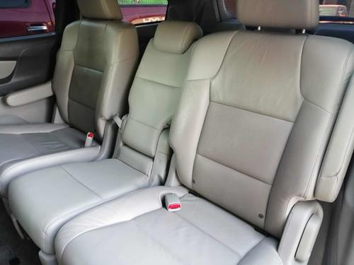 honda odyssey 3.5 touring minivan cd qc dvd at 2012