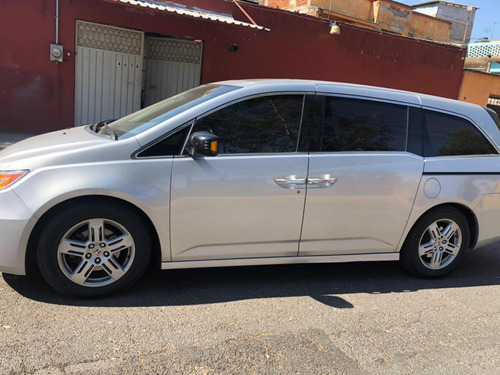 honda odyssey 3.5 touring minivan piel cd qc dvd at 2013