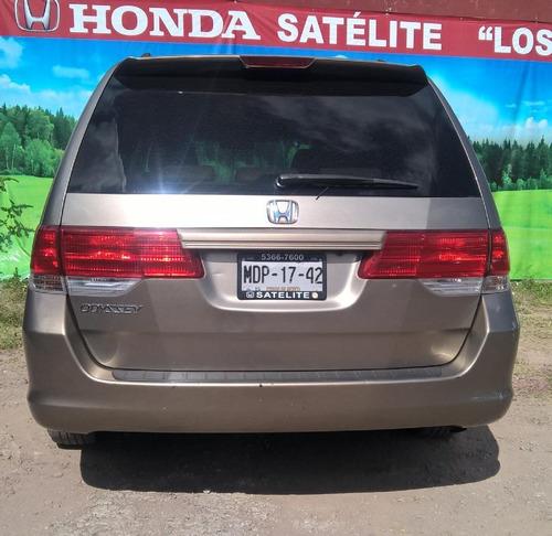 honda odyssey 5p exl minivan aut cd q/c