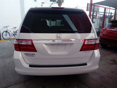 honda odyssey impecable ex-l