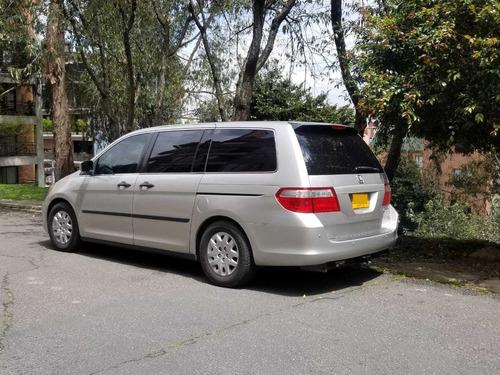 honda odyssey lx 3.5 l 243 hp, 2006