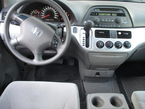 honda odyssey minivan  lx 2010 tela equip. elect a/c aut