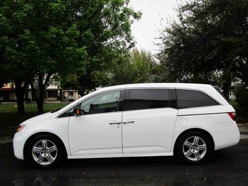 honda odyssey touring 2012 color blanco