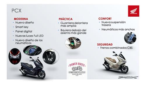 honda pcx 150 0km 2020 entrega inmediata!!- power bikes